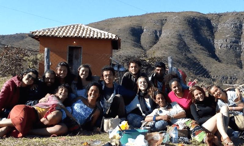 voluntários-aldeia